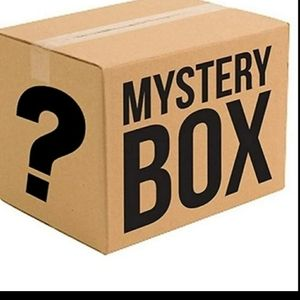 6 items in a MYSTERY box!
